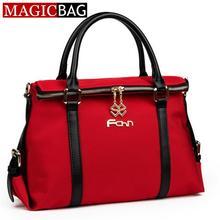 High-grade Oxford Canvas Women Bag waterproof Casual Women's Handbags shoulder Messenger Bags For Women famous brand Bags