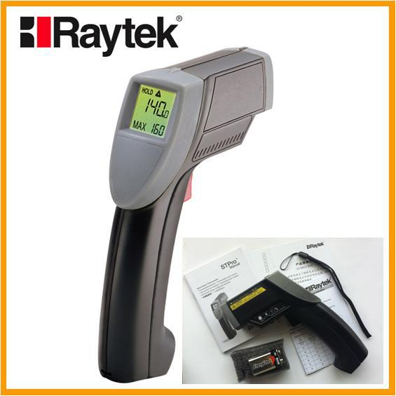 Non-Contact handheld digital infrared thermometer Temperature Gun Raytek Raynger ST20 Pro(China (Mainland))