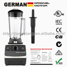 BPA free German motor 2200W 64OZ 2L Container Classic Series Blender G5200 Food Processor, Variable Speed & Pulse Control, White(China (Mainland))