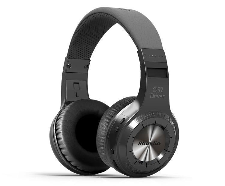 NEW Bluedio Turbine Hurricane H A2DP Bluetooth 4.1 Wireless Stereo Powerful Bass Headphones Headset<br><br>Aliexpress