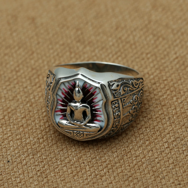 popular thailand silver rings buy cheap thailand silver