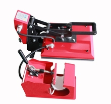 2 in 1 combo heat press machine for sale 38x38cm