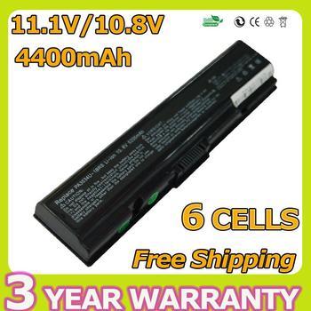 Laptop Battery for toshiba PA3533U-1BAS PA3534U-1BRS Satellite A200 A205 A210 A215 L300 L305 L305D L500 L500D L505 L505D