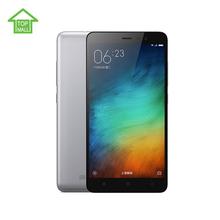 Original Xiaomi Redmi note3 MTK X10  Octa Core 64bit 5.5''  Fingerprint ID 2GB RAM 16GB ROM 4000mAh google play MIUI 7(China (Mainland))