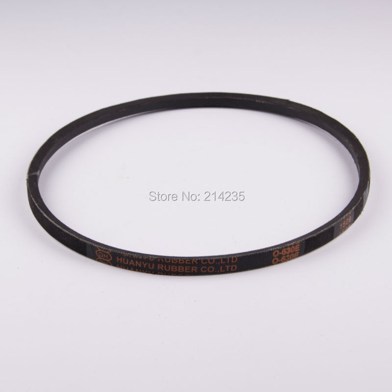 Universal rubber belt O-630E