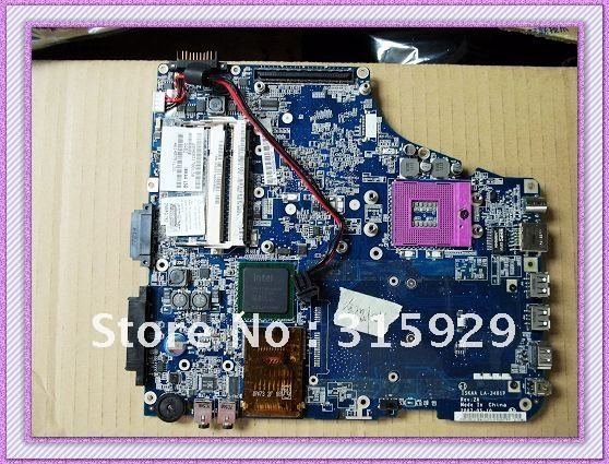 Hot!!! For Toshiba laptop motherboard A200 PM965 K000057370(China (Mainland))