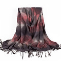 Fashionable Luxury Brand Pashmina Scarf Women 2016 Plaid Winter Scarf Warm Female Shawl Tippet Long Artificial