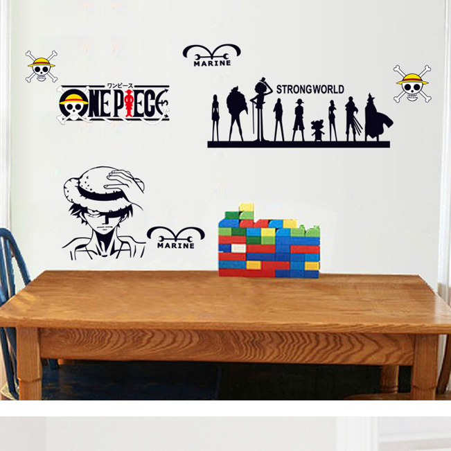 Deco chambre naruto for Chambre one piece