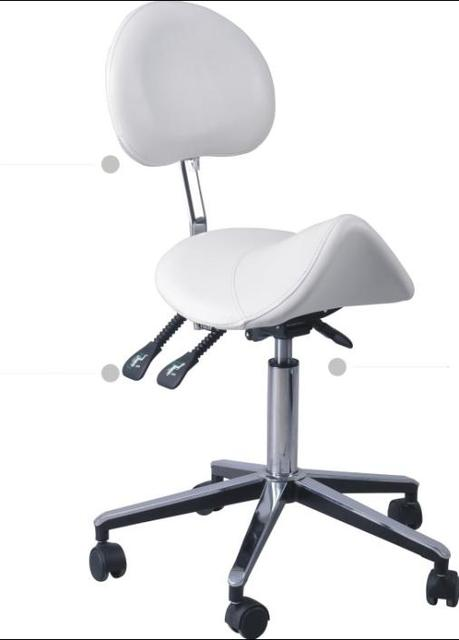 Upscale Bar Chair Lift Rotating Stools Beauty Hairdressers