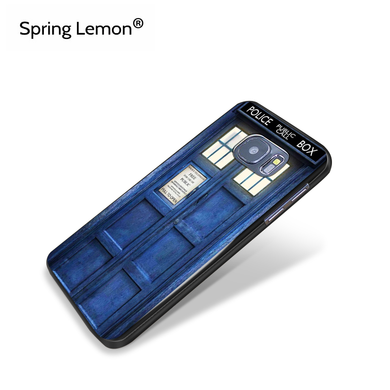 The Police Box Customize Phone Case For Smasung Galaxy S7 Galsxy S7 EDGE(China (Mainland))
