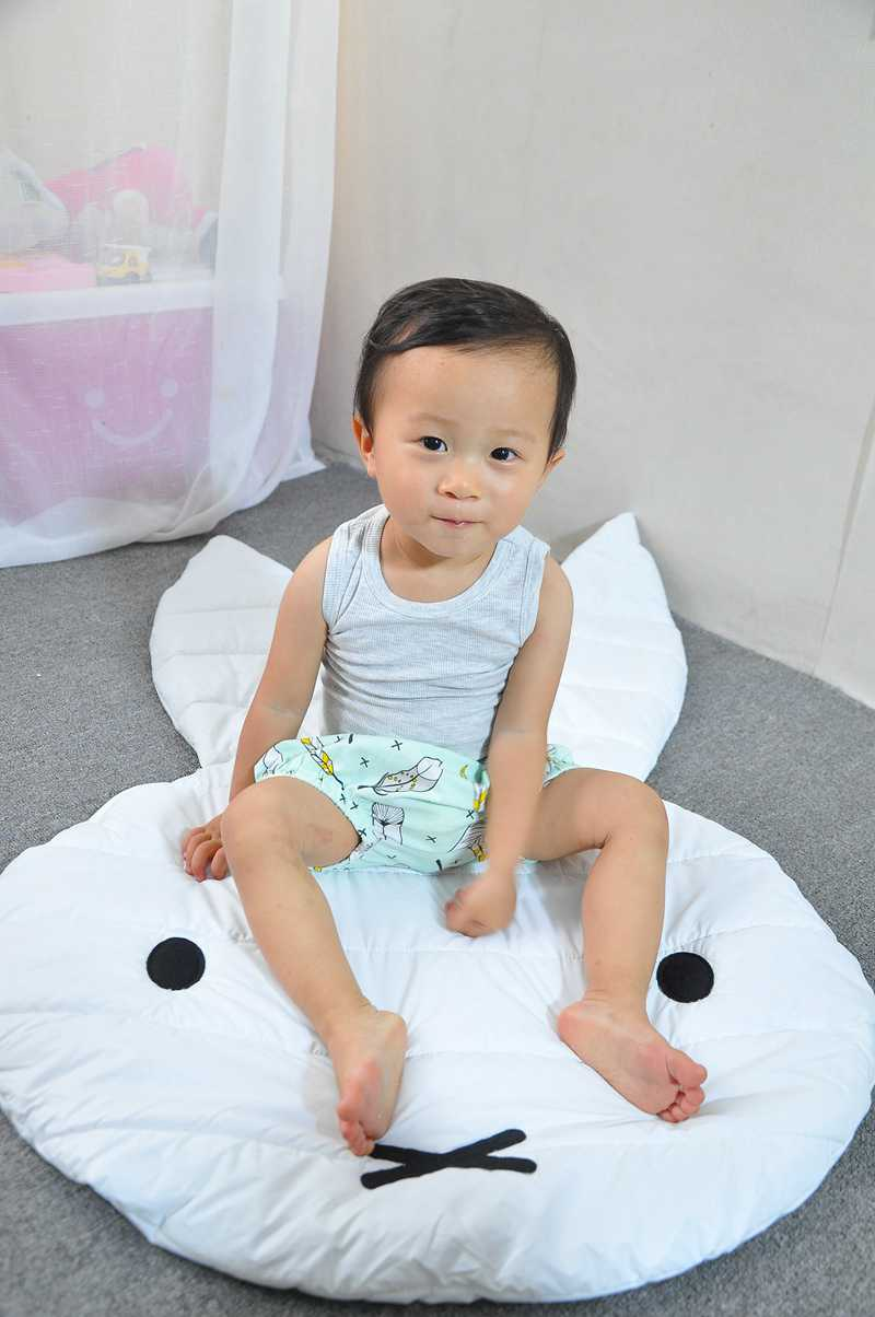 1pacs lovely rabbit children's play mats tapestries infant baby crawling mat game carpet s#s14(China (Mainland))