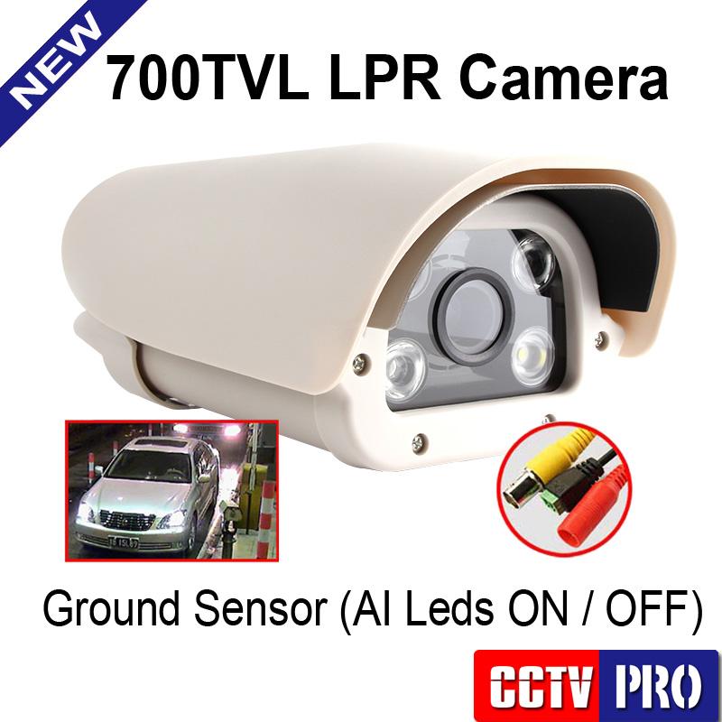 Vehicle Car LPR IR WDR HLC Camera Auto Iris Lens White Light Leds,Sony 700TVL,6-22mm Lens,OSD Menu,Night-vision Outdoor(China (Mainland))
