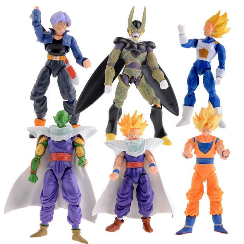 Acheter Dragon Ball Anime Heroes Pvc Figure X 1 Figurine BLIND BOX Dragon Ball