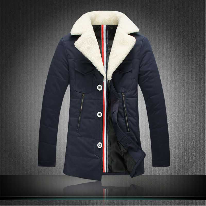 Фотография 5XL Plus Size Winter Coat Men 2016 Fashion Long Sleeve Wadded Thicken Parkas Men Cotton Padded Outdoor Jacket Outerwear H6270