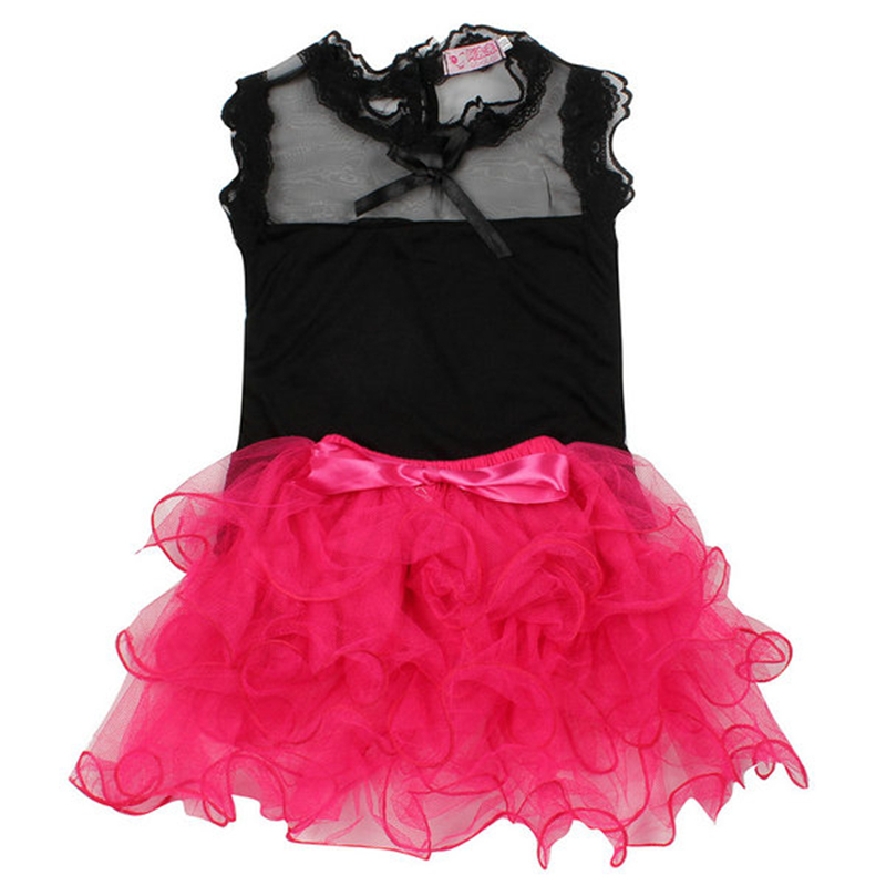 Гаджет  Baby Girls Lace Princess Tutu Dress Party Birthday Dance Formal Dress  Free Shipping None Детские товары