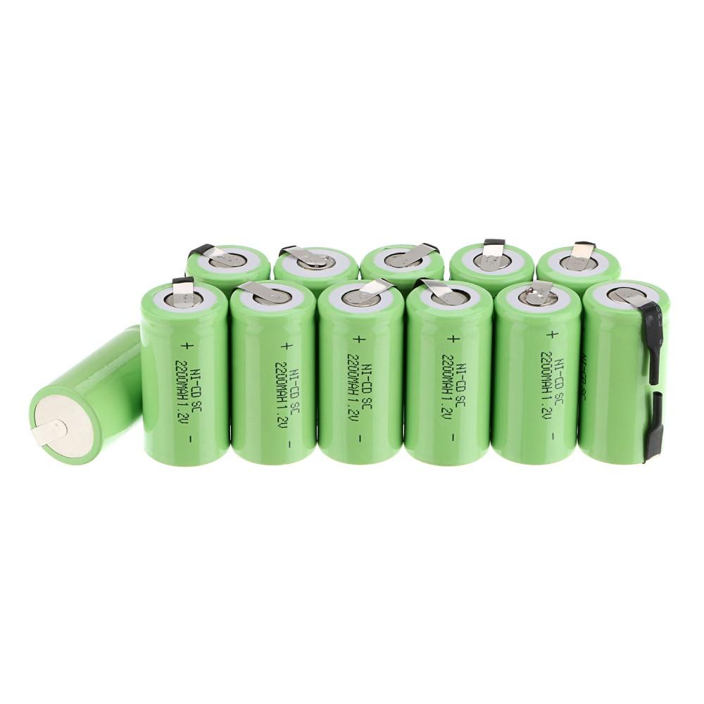 12 pcs Rechargeable Battery