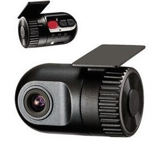 Free Shipping Mini Car DVR HD 720P 30FPS 140 Degrees Wide Angle Lens Mini Car Video Recorder(China (Mainland))