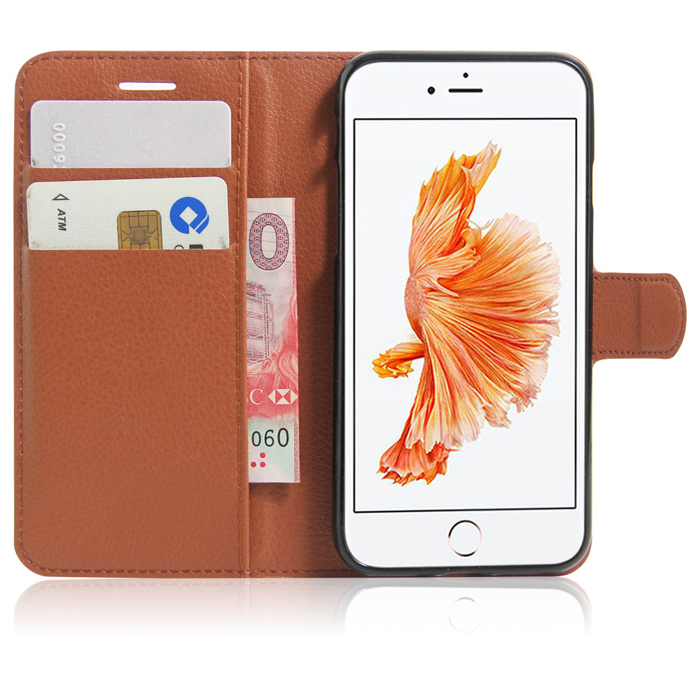 For Apple iPhone 7 Case Flip Cover Wallet Stand PU Leather Cover Case for iPhone7 Cover Phone Case Coque Fundas Capa