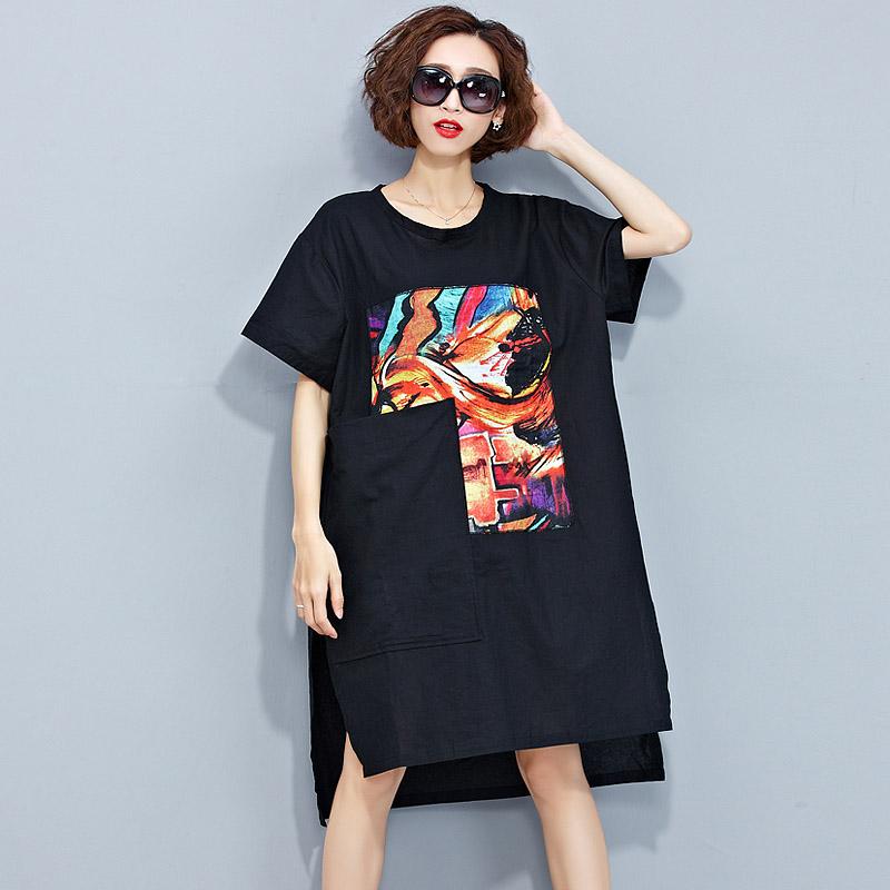 long sleeve black sequin dress - Dress Yp