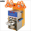 Xeoleo Automatic Bubble tea machine Cup sealing machine 400cups Hour Digital Cup sealer 110V 220V For