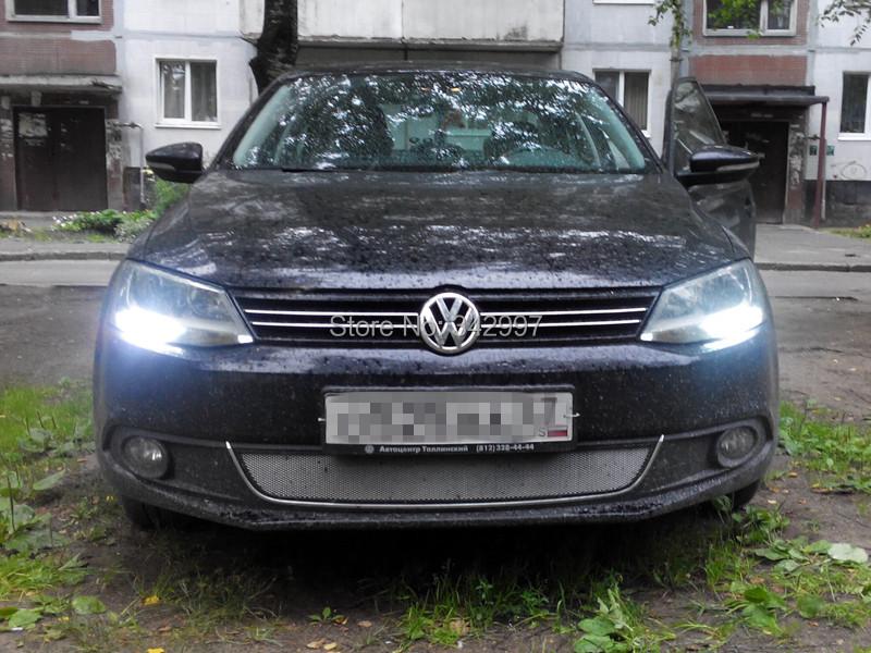 2x Error Free LED daytime running lights DRL Lamp For VW Jetta MK6 2011 - 2014 | eBay
