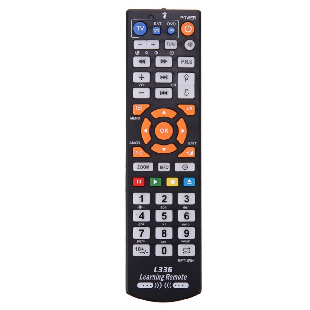 Copy Smart Remote Control Controller With Learn Function For TV/VCR/SAT/CBL/STR-T/DVD/VCD/CD/HI-FI Learning Remote Control(China (Mainland))