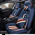 Special Leather Car Seat Covers For Volkswagen All Models vw passat b5 6 polo golf tiguan