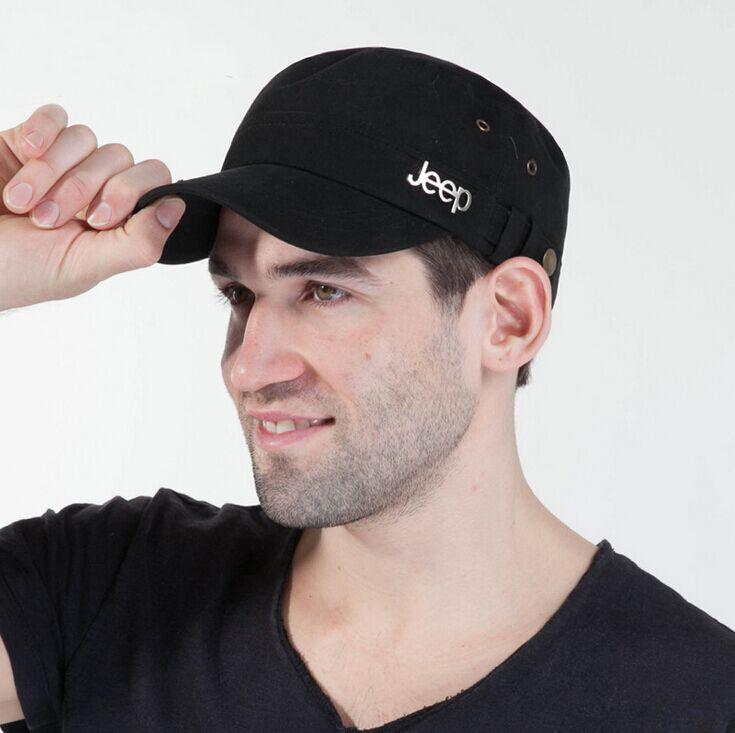New arrival 2015 men mesh baseball caps flat cap visor hat summer hats female headwear outdoor leisure wholesale freeshipping(China (Mainland))