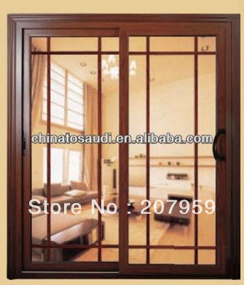 Popular wooden aluminium windows buy cheap wooden for Casement window design