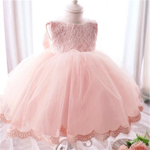Elegant Girl Dress Girls 2016 Summer Fashion Big Bow Blet Party Tutu Princess Wedding Dresses Baby Girl dress,Cute Meninas