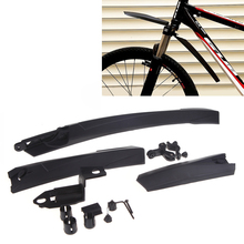 Mountain Bike Bicycle Road Tyre Tire Front Rear Mudguard Fender Set Mud Guard With Set of Installation Gadgets(China (Mainland))
