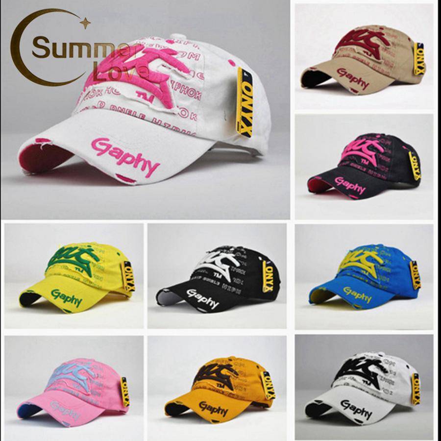 2015 Fashion Cotton Baseball Cap Women Girls Snapback Caps Bone Female Hats Casquette H1 - My Mission--Fashion your Beauty(Min Order 6$ store)