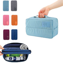 Toiletry Bag Underwear Divided
