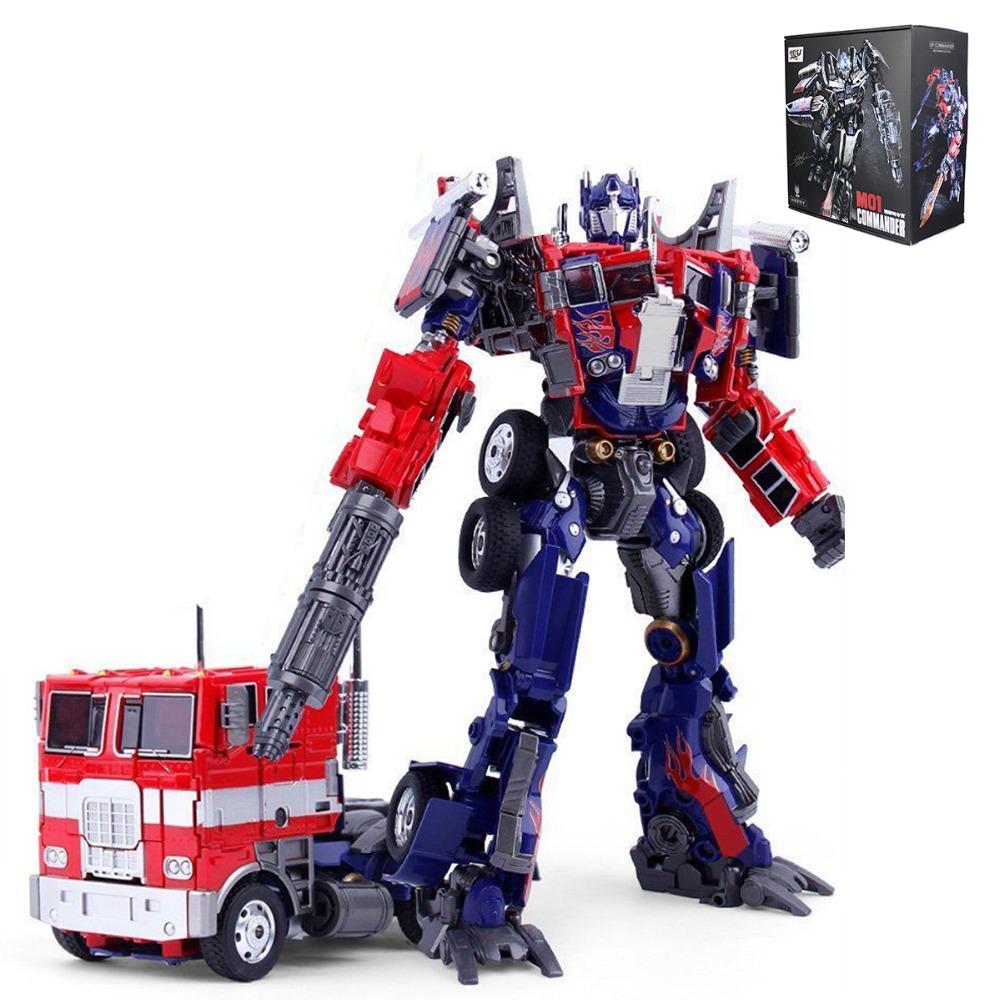 Commander M01 Deformation Era Transformation Robot Truck Car Action Figure BXJG079(China (Mainland))