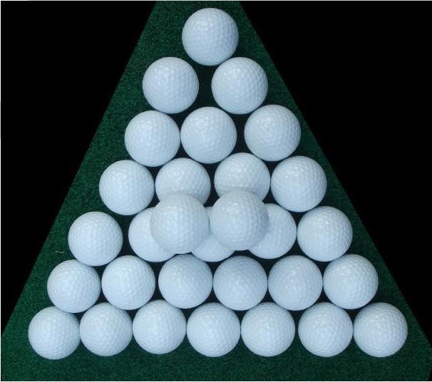 Wholesale Golf Balls Driving Range Golf Balls Golf practice balls(China (Mainland))
