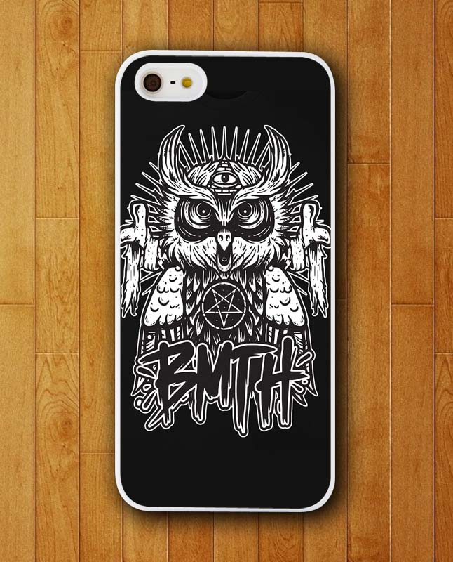 Customized Phone Case Bring Me To The Horizon BMTH Case for Apple iPhone 4 4s 5 5s 5c 6 6s plus Mobile Cover 2015