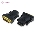 QGeeM DVI 24 5 MAL TO HDMI FEMALE ADAPTER Converter FOR 1080P 2K DVD HDTV PC