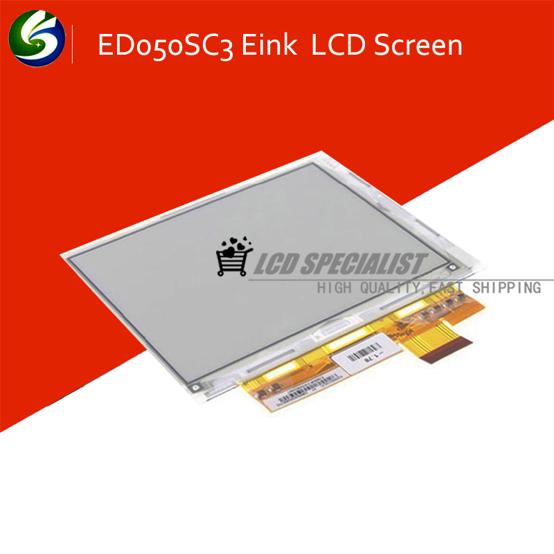 5 inch ED050SC3(LF) Eink LCD Display Screen For Pocketbook 360 Sony PRS-300 Ebook reader(China (Mainland))