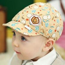 Toddler Infant Cotton Soft Hat stretchy Peaked Baseball Beret Cap kid Boy Girl Warm Beanies Accessories Cute Beanies Accessories(China (Mainland))