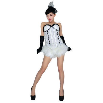 2015 Free shipping Sexy Lingerie Nightclub DS costumes Paragraph Costumes Pole Dancing Clothes Show Performing Underwear(China (Mainland))
