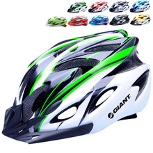 Cycling Sports Bicycle Adult Bike Handsome Carbon Helmet with Visor Free Shipping Wholesale