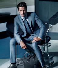 Mens Grey Suits Jacket