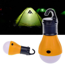 LED Camping Tent Light/Fishing Lantern – Soft Light