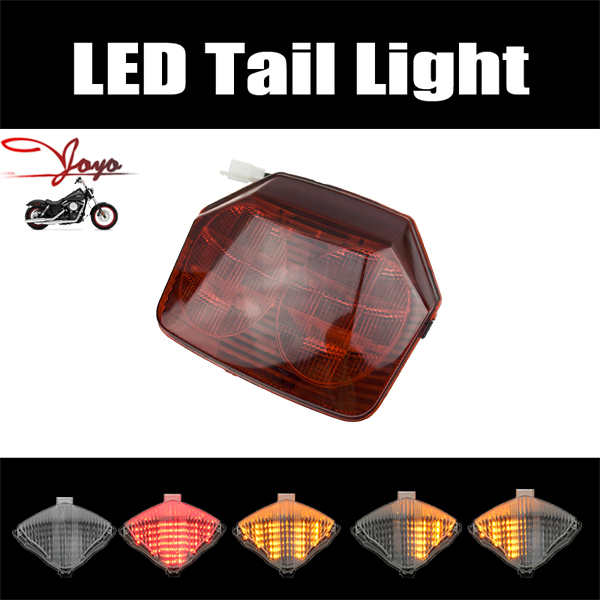 Brand New Motorcycle Brake Lights Tail Light For CB400 VTEC 2004-2008 CB1300 2003 Red Or Clear(China (Mainland))