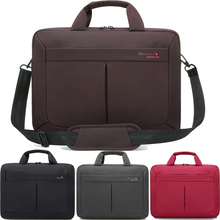 Buy High 15 15.6 Inch Solid Thicken Waterproof Nylon Laptop Notebook Tablet Bag Bags Case Messenger Shoulder Men Women for $30.88 in AliExpress store