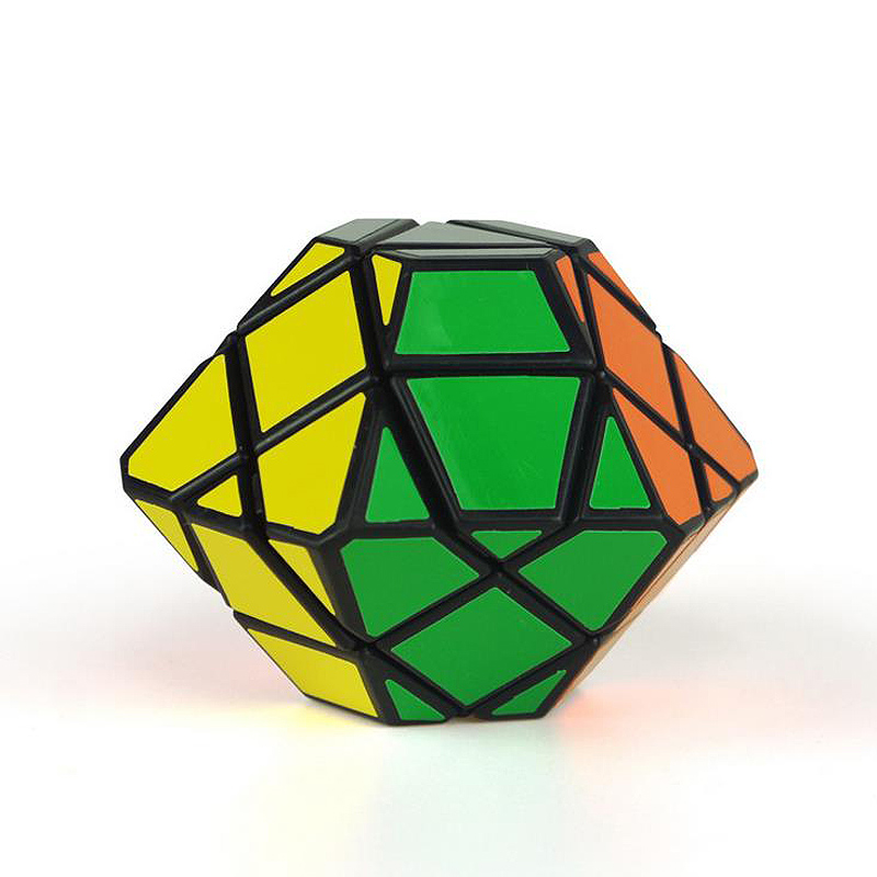 Brand New Stzhou UFO Magic Cube Speed Puzzle Cubes Educational Toy Special Toys Brain Teaser Twisty Puzzle cubo magic(China (Mainland))