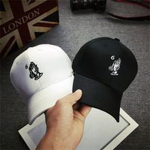 Drake 6 God Baseball Cap Drake Ovo Hat Rockstar Polo Yeezy Hats For Men Women Palace Yeezus Bone Southern Tide hip hop Gorras(China (Mainland))
