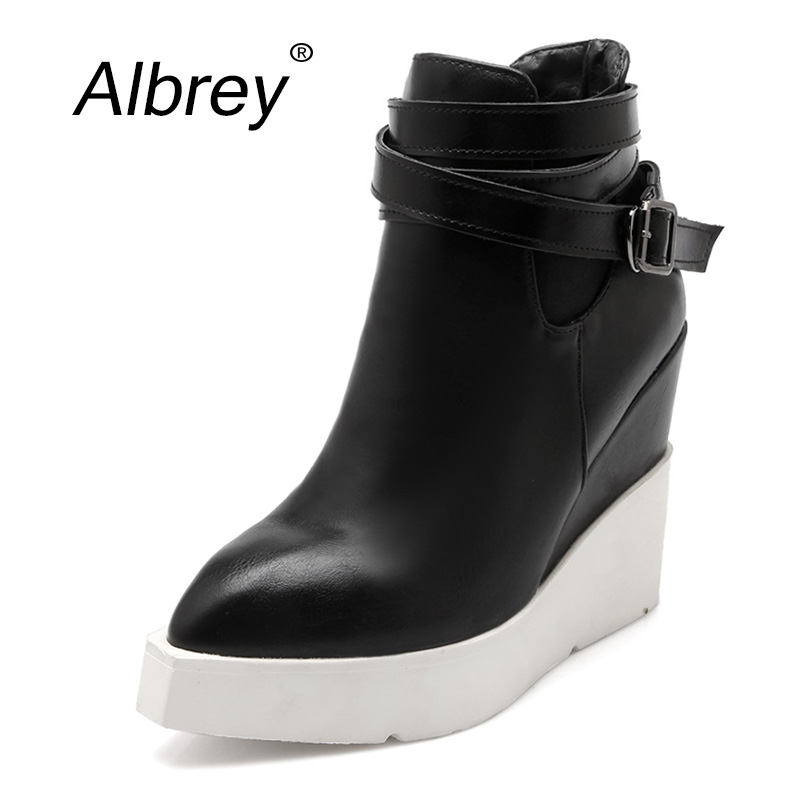 get cheap wedge boots aliexpress alibaba
