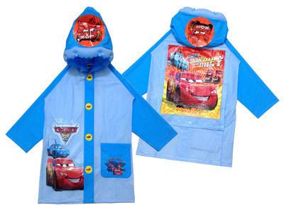 2015 New Kids Cartoon Rain Coat children cars Famous cartoon characters Raincoat baby ,Kids Waterproof Animal Raincoat.(China (Mainland))