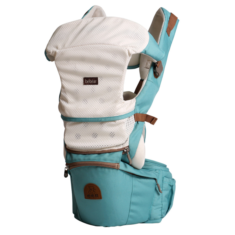 2015 multifunctional 9 in1 hipseat ergonomic baby carrier 360 kangaroo wrap slings babies excellent quality